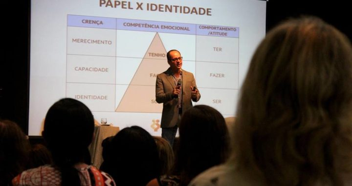 Encontro Família e Escola: Palestra com o Master Coach Paulo Vieira