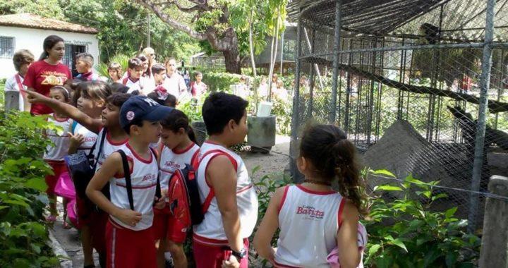 Visita ao Horto e ao Zoológico Municipal 2017